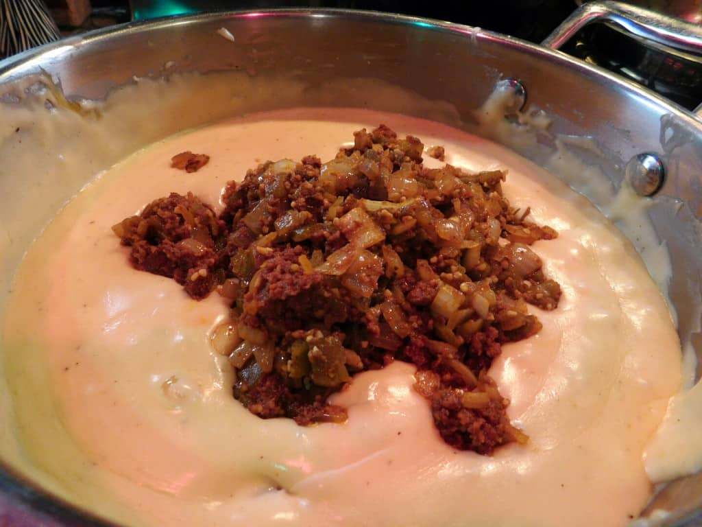 queso sauce