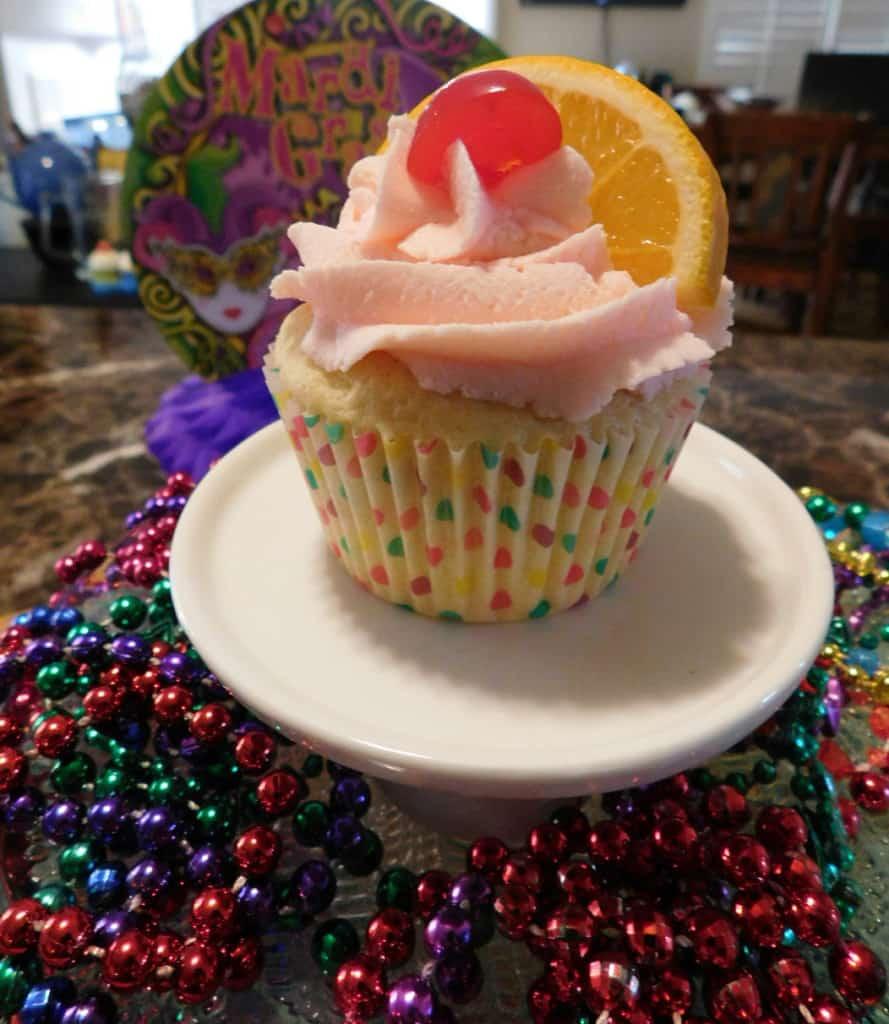 hurricane cupcake