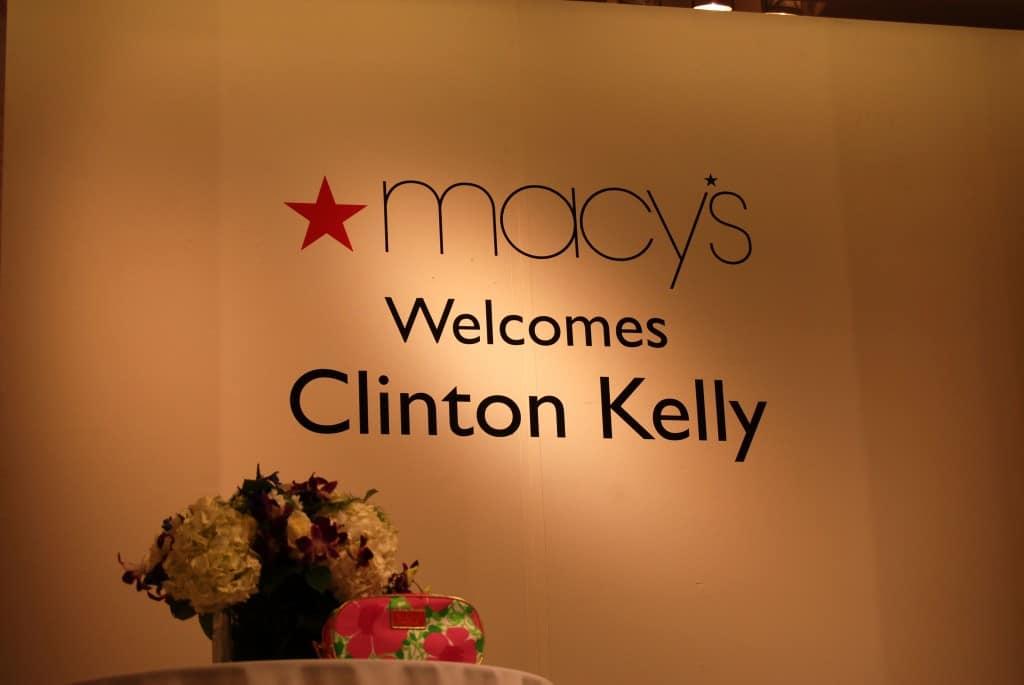 clinton kelly and macy's
