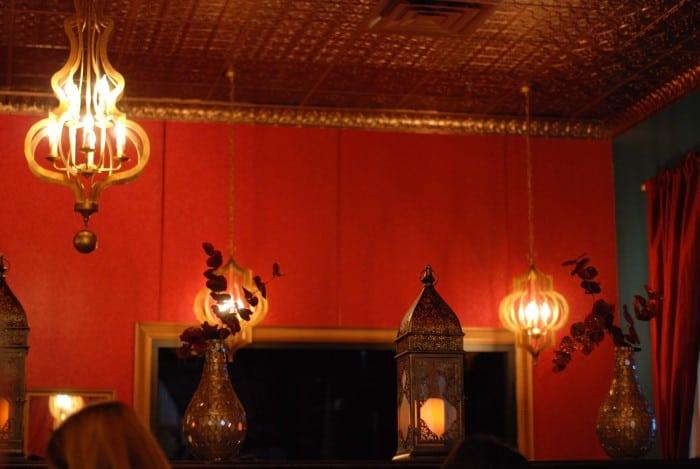 Mint Leaf Indian Restaurant Pasadena