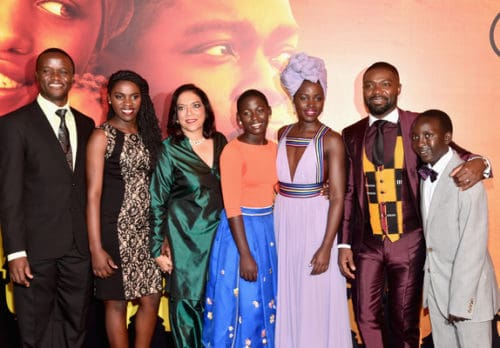 queen of katwe cast