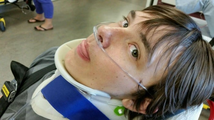teenage concussion