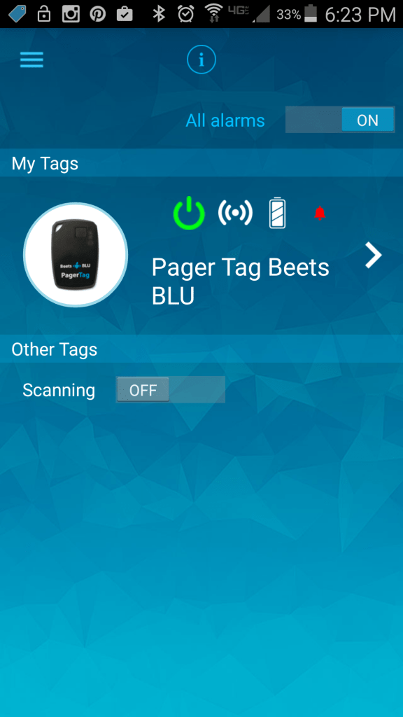 pagertag