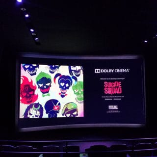 see a movie in dolby cinema