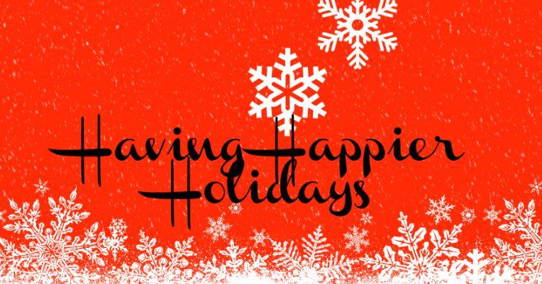 Having Happy Holidays
