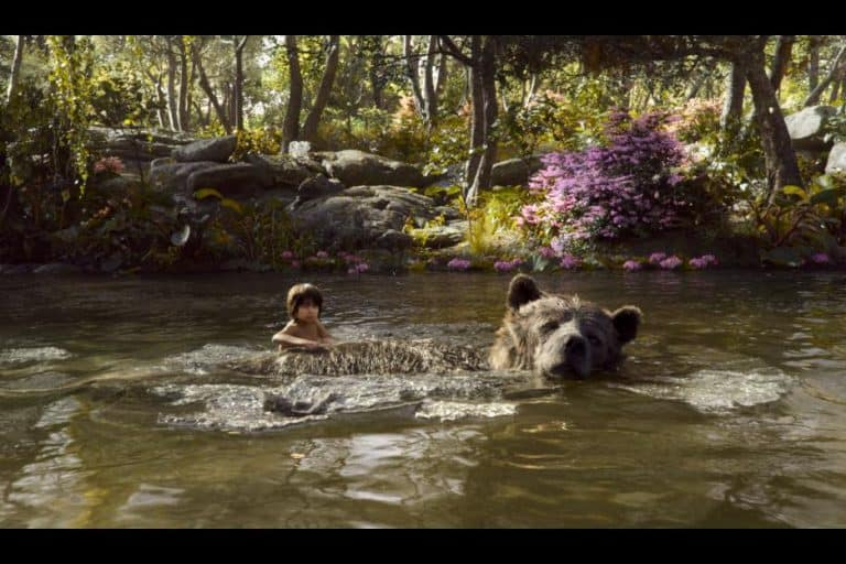 jungle book sneak peek
