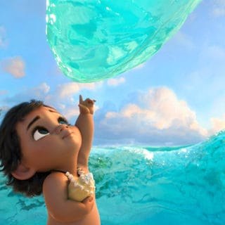 making of disney's moana