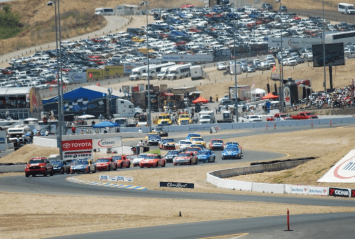 nascar turn left sonoma nascar race