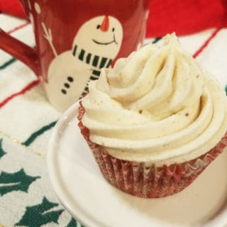 Hot Buttered Rum Cupcake Recipe: Another Dangerous Cupcake