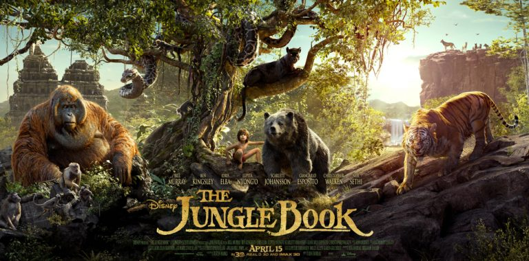 jungle book press junket